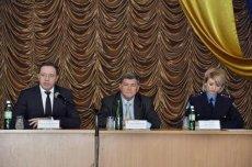 Зустріч з генерал-майором Сєднєвим Ю.В.